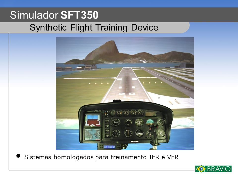 Synthetic Flight Training Device
