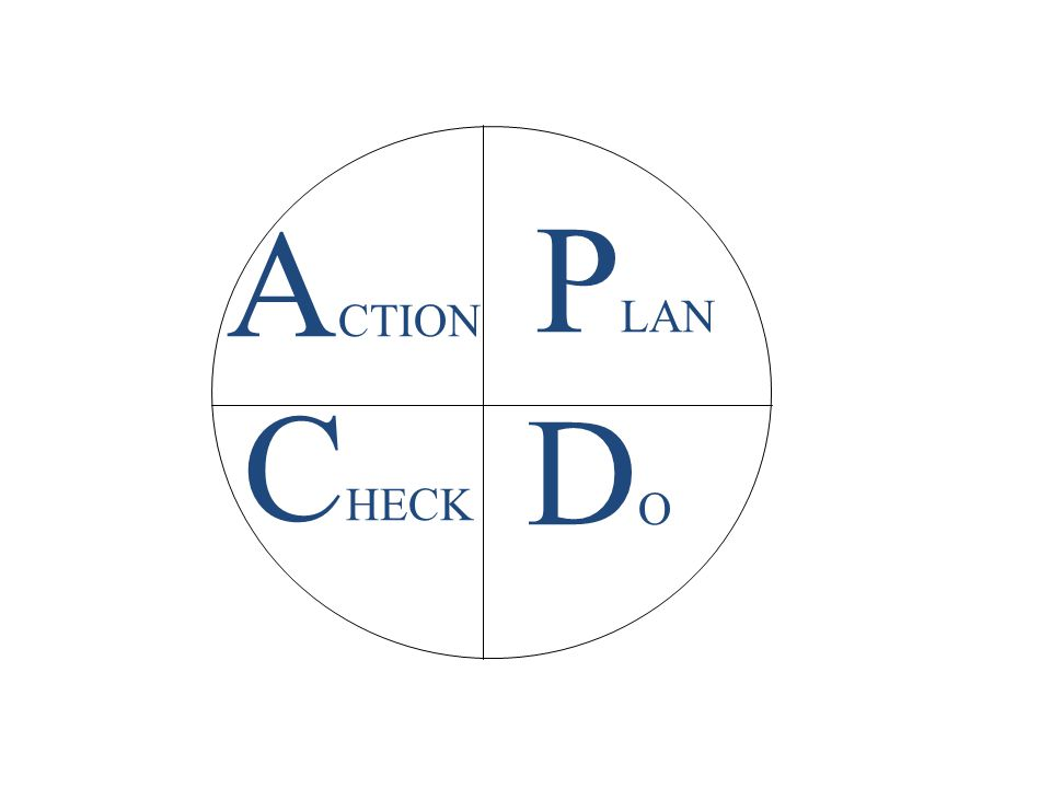 PLAN ACTION DO CHECK