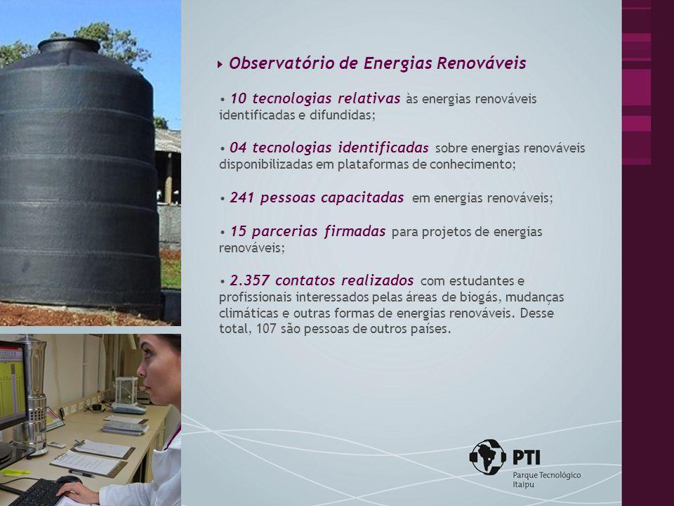 Observatório de Energias Renováveis Polo Astronômico