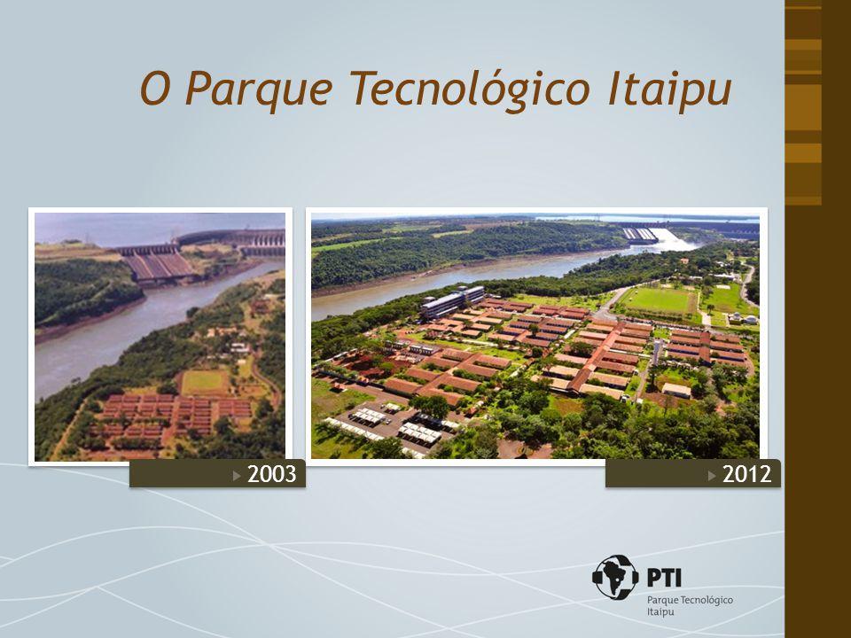 O Parque Tecnológico Itaipu