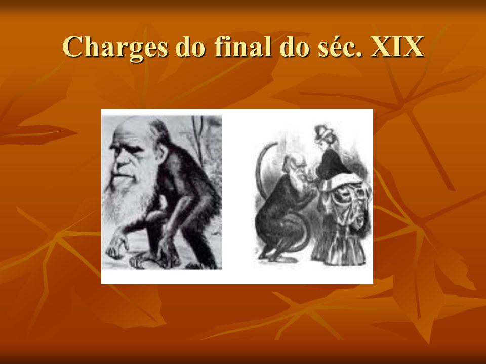 Charges do final do séc. XIX
