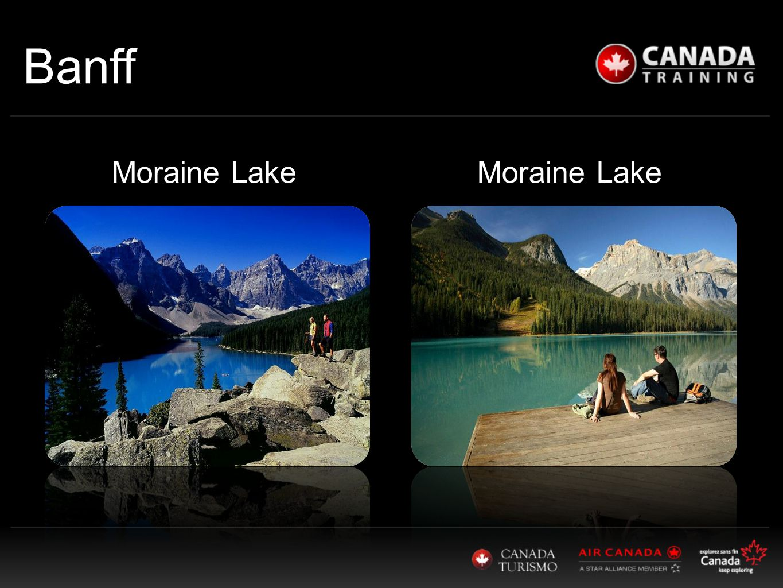 Banff Moraine Lake Moraine Lake