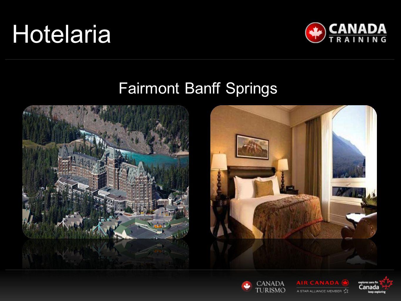 Hotelaria Fairmont Banff Springs