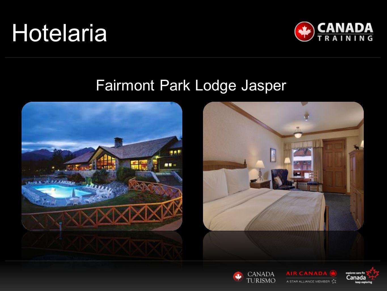 Hotelaria Fairmont Park Lodge Jasper