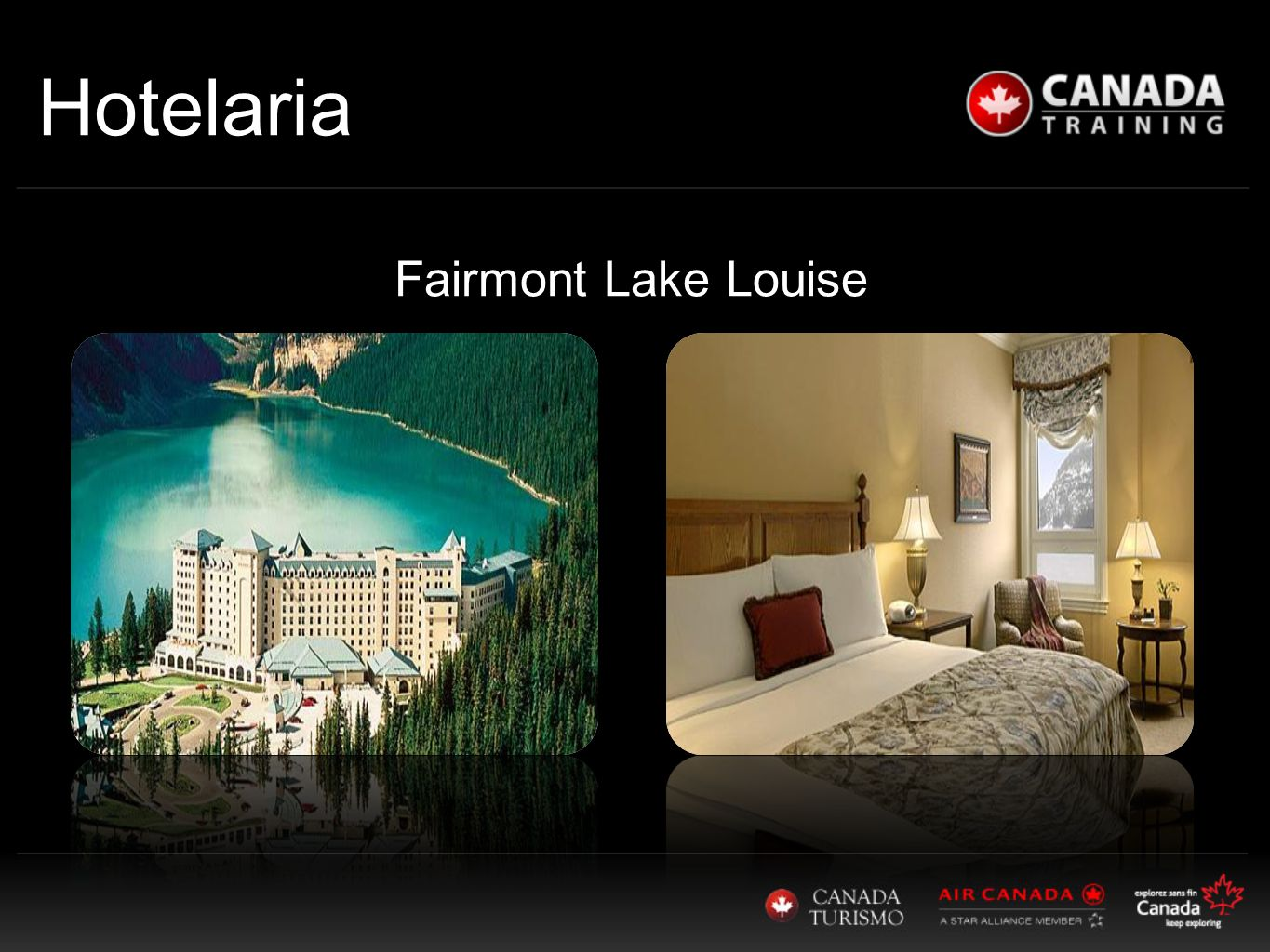 Hotelaria Fairmont Lake Louise