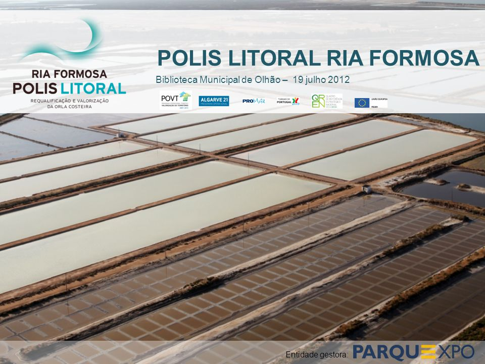 Biblioteca Municipal de Olhão – 19 julho 2012