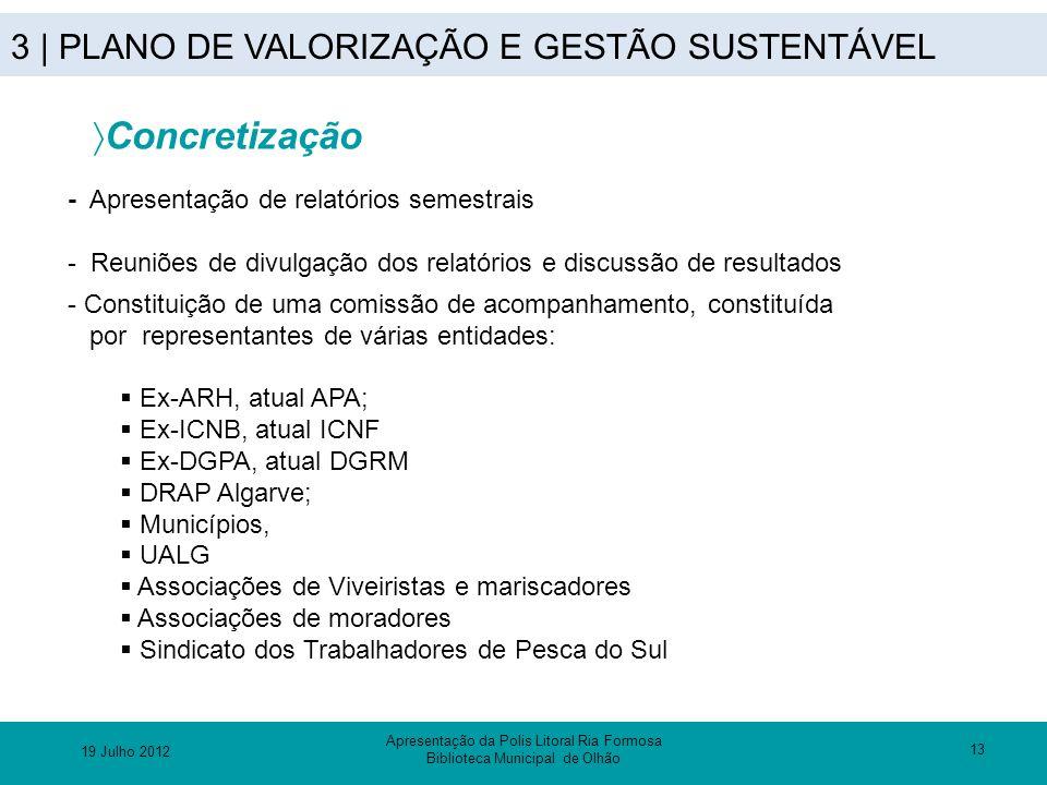 3 | PLANO DE VALORIZAÇÃO E GESTÃO SUSTENTÁVEL