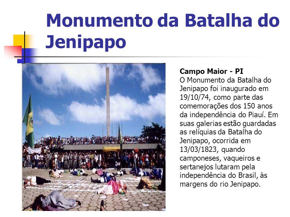 Monumento da Batalha do Jenipapo