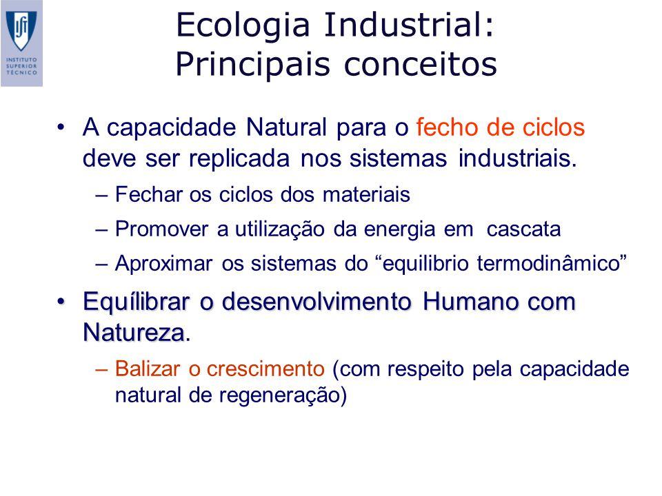 Ecologia Industrial: Principais conceitos