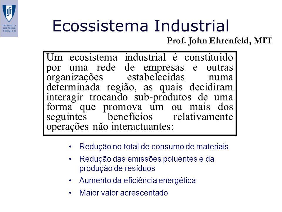Ecossistema Industrial