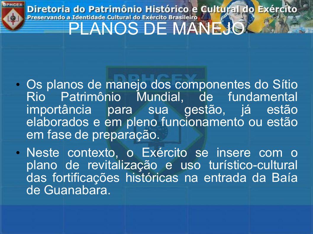 PLANOS DE MANEJO