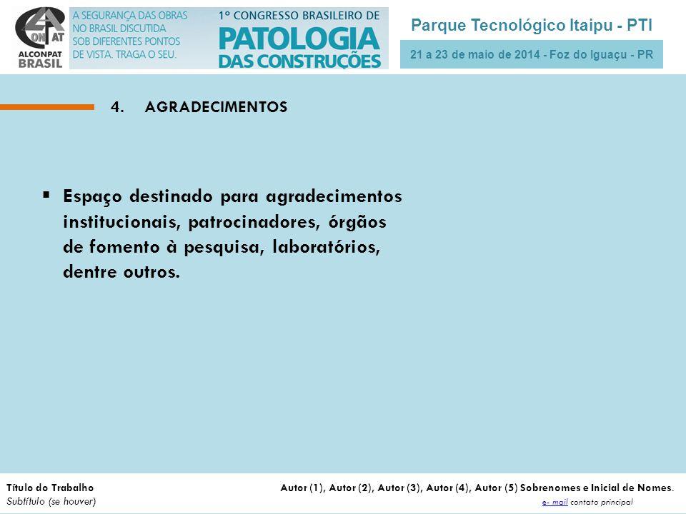 Parque Tecnológico Itaipu - PTI