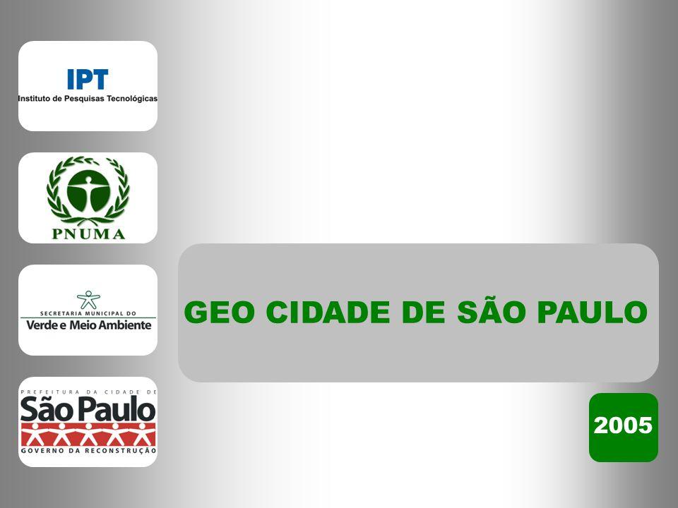 GEO CIDADE DE SÃO PAULO 2005