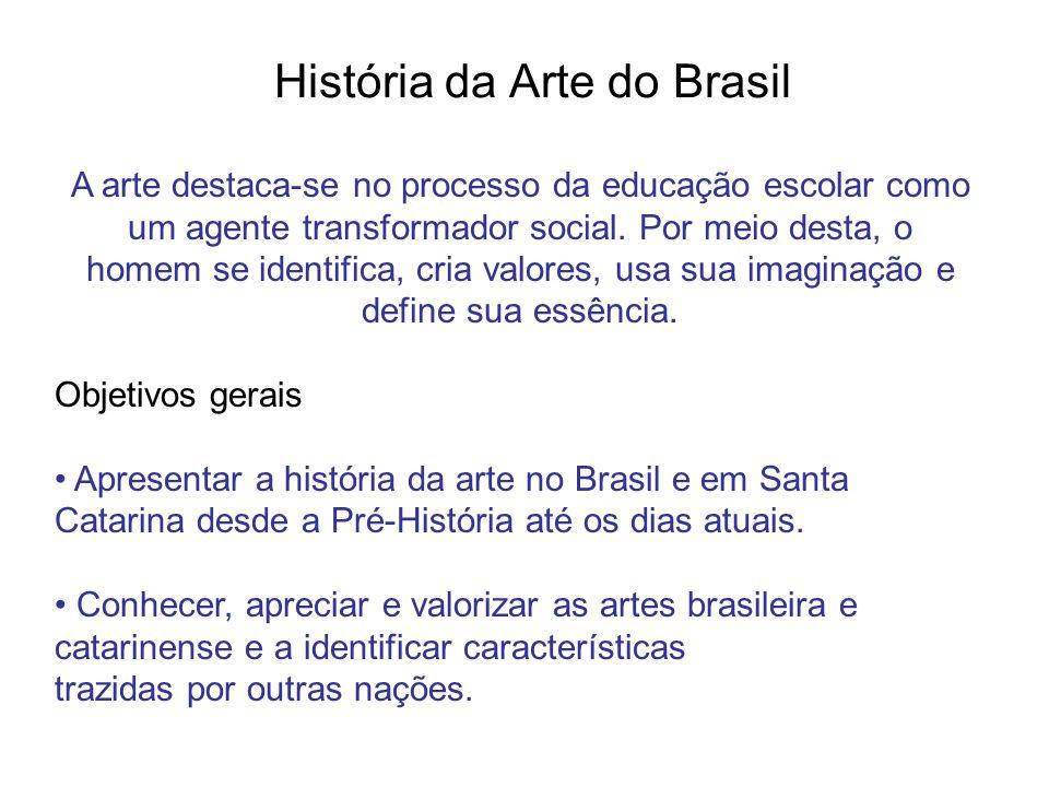 História da Arte do Brasil