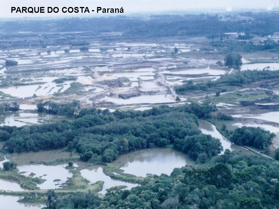 PARQUE DO COSTA - Paraná