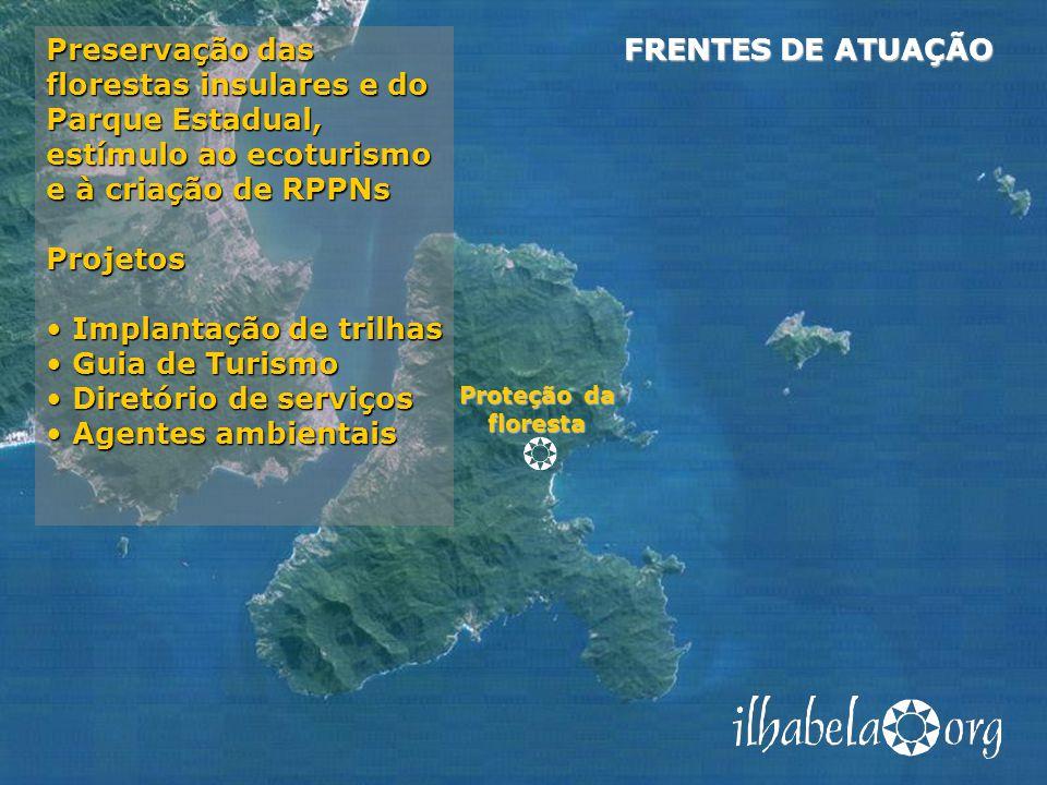 Implantação de trilhas Guia de Turismo Diretório de serviços