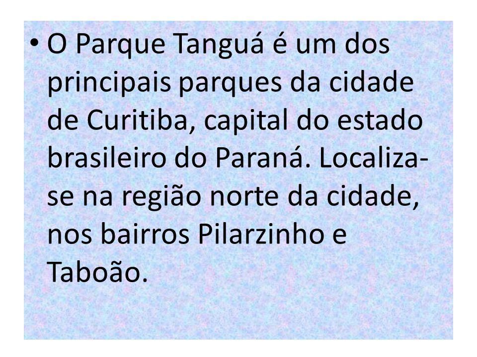 O Parque Tanguá é um dos principais parques da cidade de Curitiba, capital do estado brasileiro do Paraná.