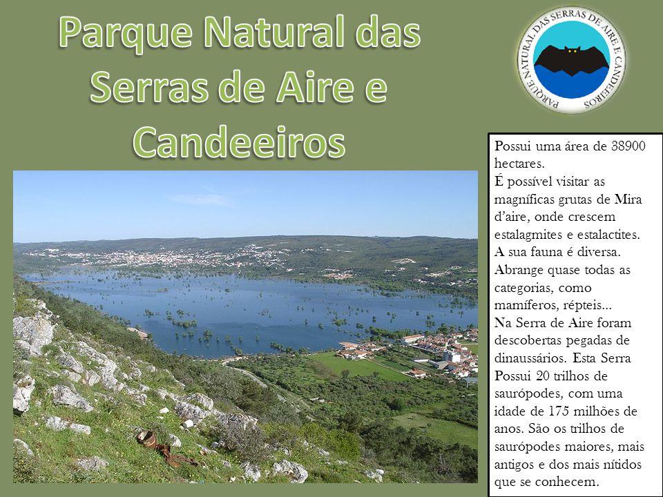 Parque Natural das Serras de Aire e Candeeiros