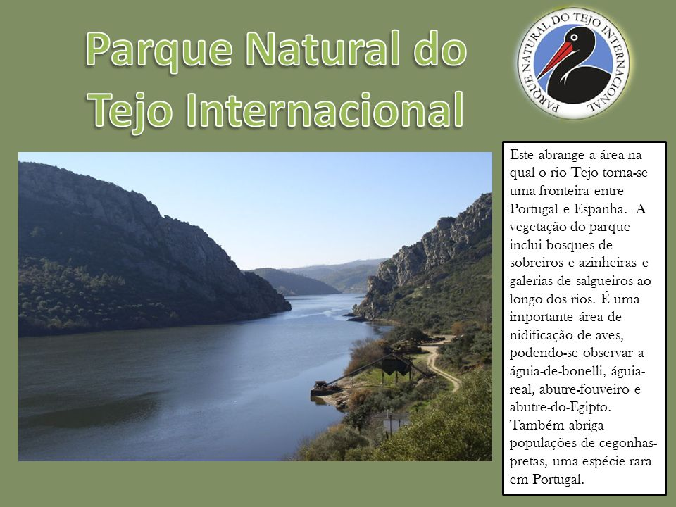 Parque Natural do Tejo Internacional
