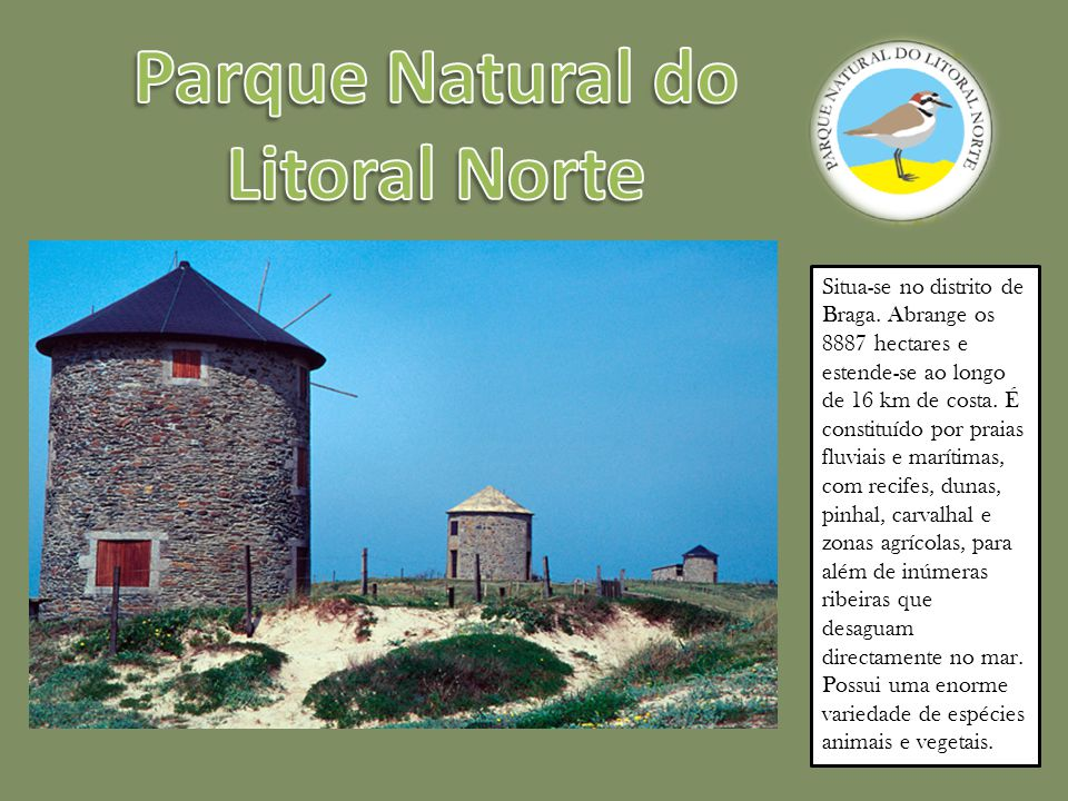 Parque Natural do Litoral Norte