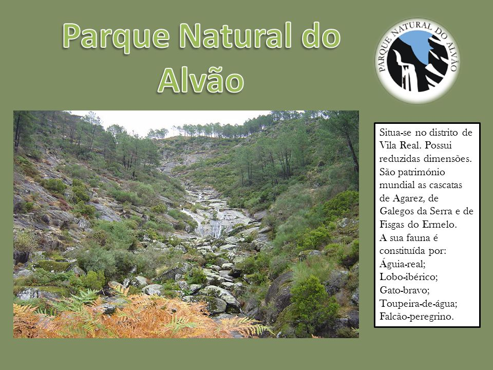 Parque Natural do Alvão