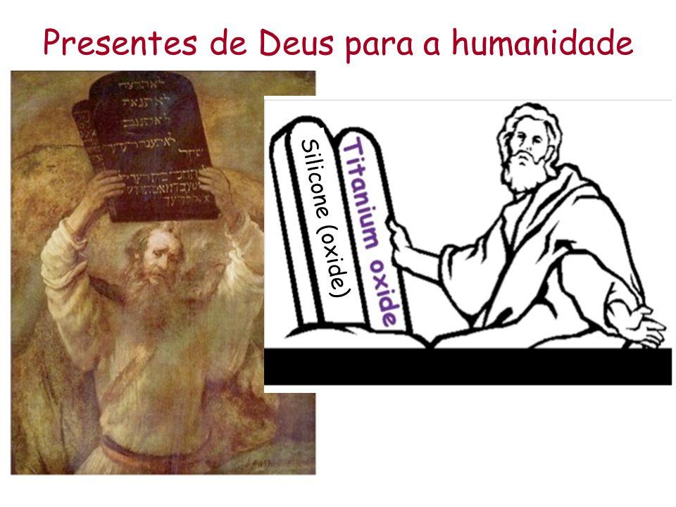 Presentes de Deus para a humanidade
