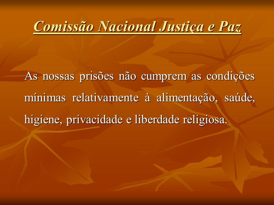 Comissão Nacional Justiça e Paz