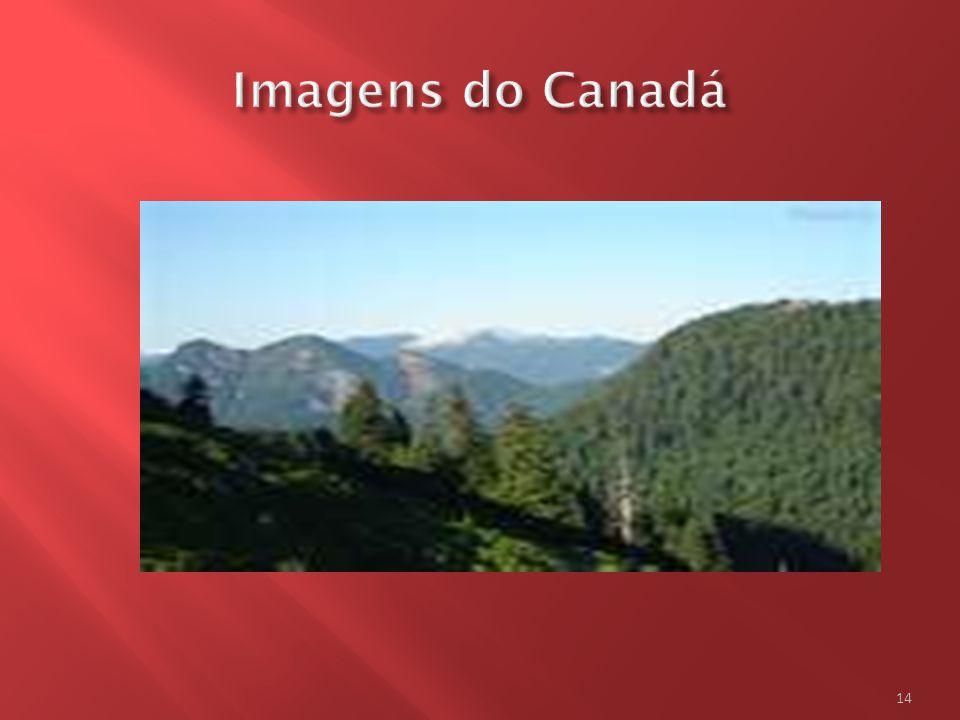 Imagens do Canadá Montanhas de Vancouver