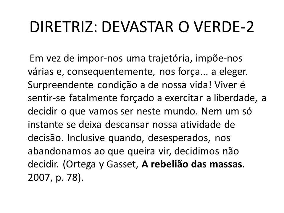 DIRETRIZ: DEVASTAR O VERDE-2