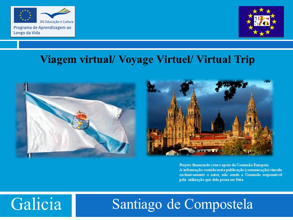 Viagem virtual/ Voyage Virtuel/ Virtual Trip