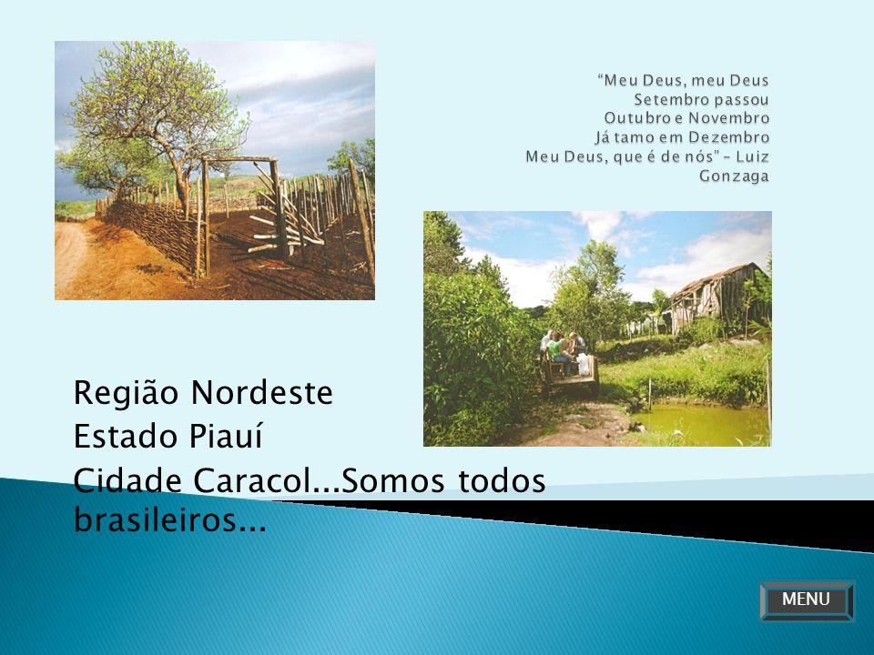 Cidade Caracol...Somos todos brasileiros...