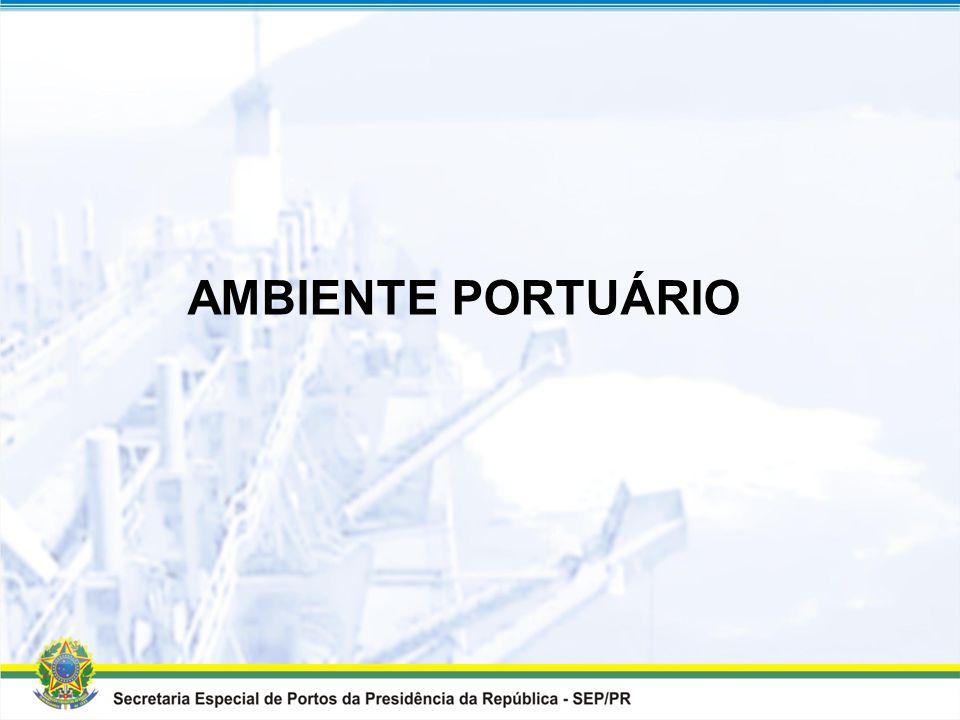 AMBIENTE PORTUÁRIO