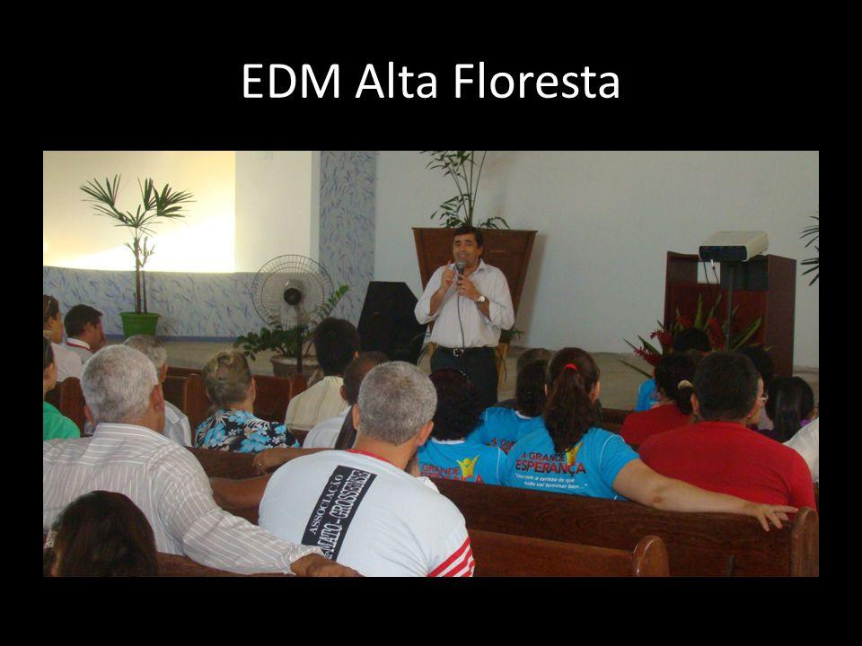 EDM Alta Floresta