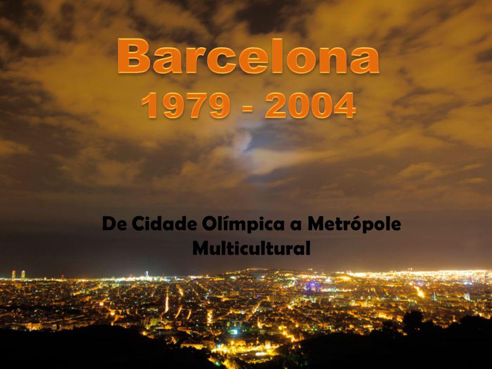 De Cidade Olímpica a Metrópole Multicultural
