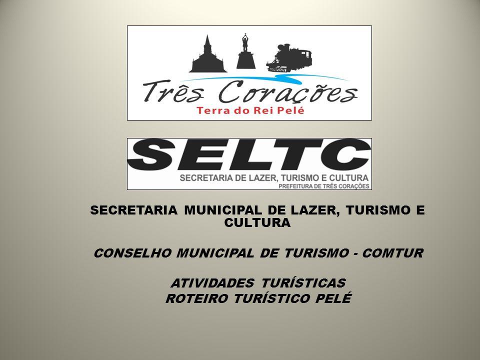 SECRETARIA MUNICIPAL DE LAZER, TURISMO E CULTURA