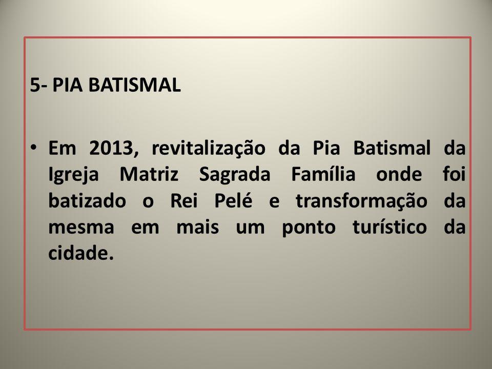 5- PIA BATISMAL