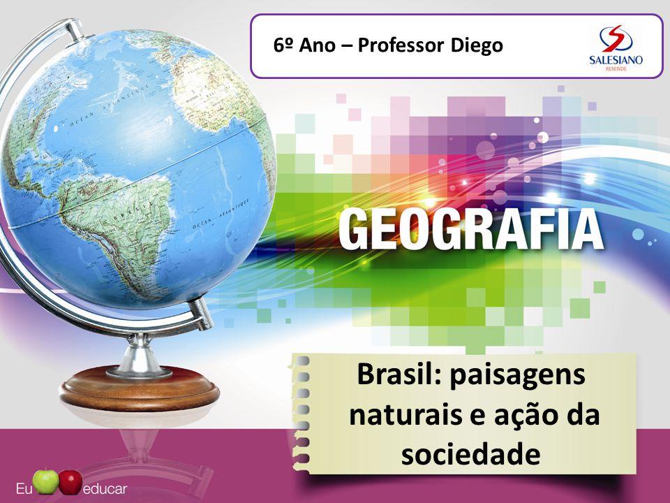 6º Ano – Professor Diego
