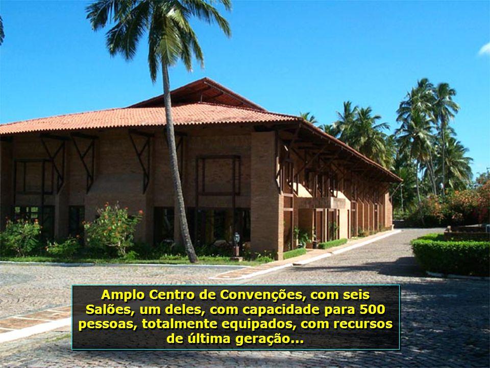 P0008593 - MARAGOGI - RESORT SALINAS DO MARAGOGI - CENTRO DE CONVENÇÕES