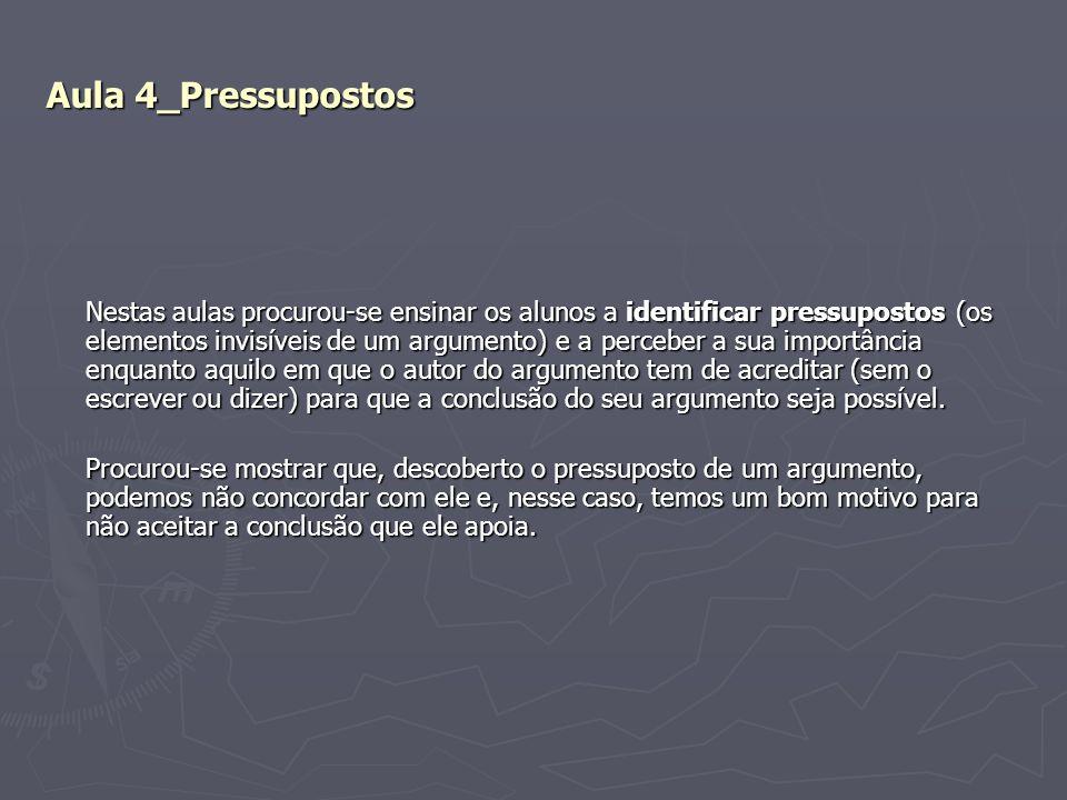 Aula 4_Pressupostos
