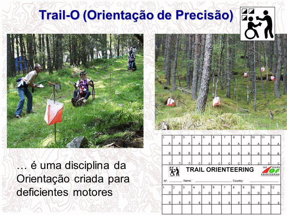 Trail-O (Orientação de Precisão)