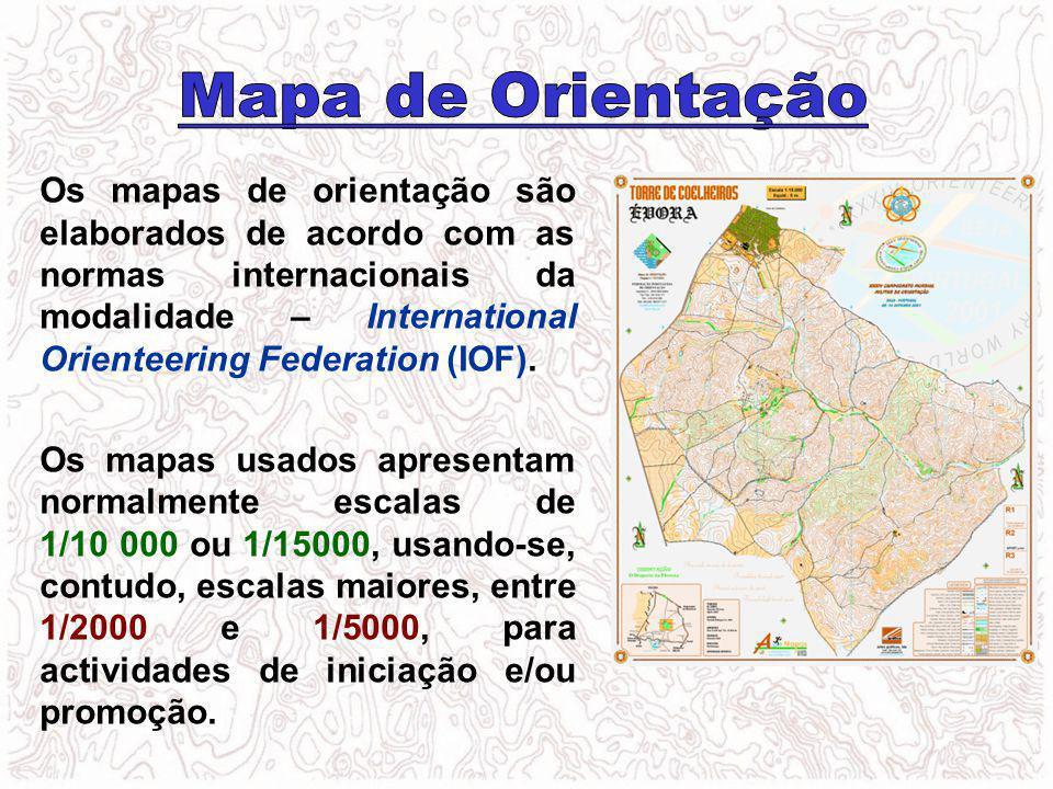 Mapa de Orientação
