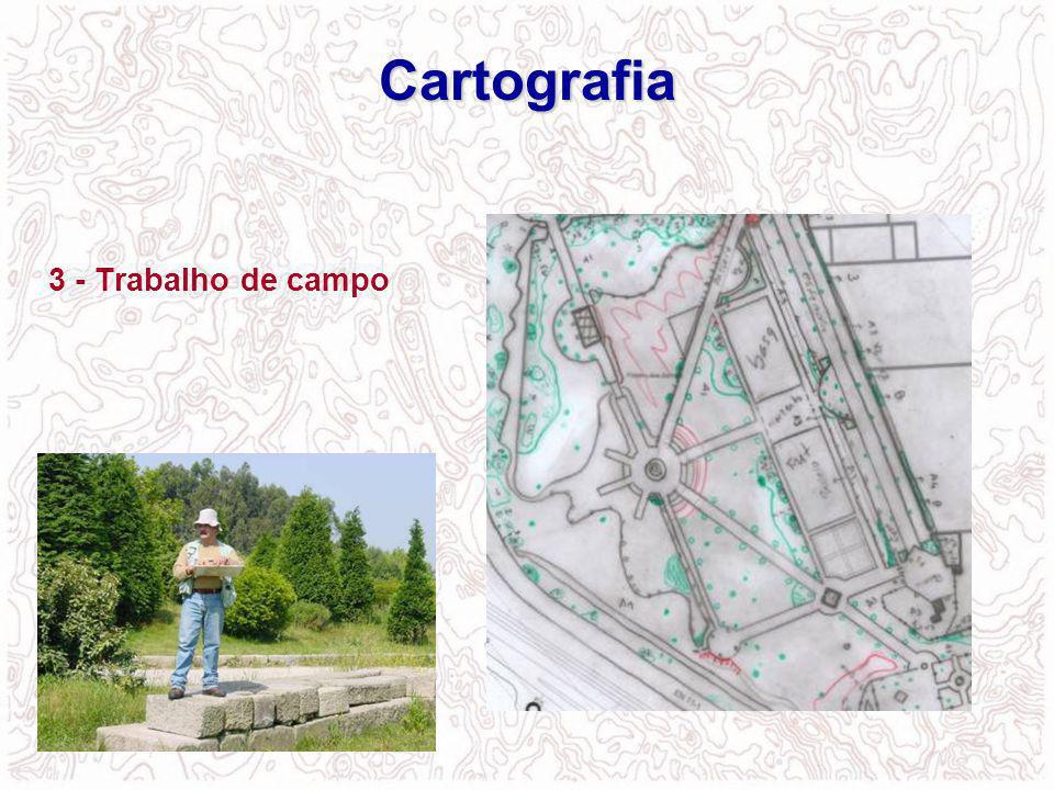 Cartografia 3 - Trabalho de campo