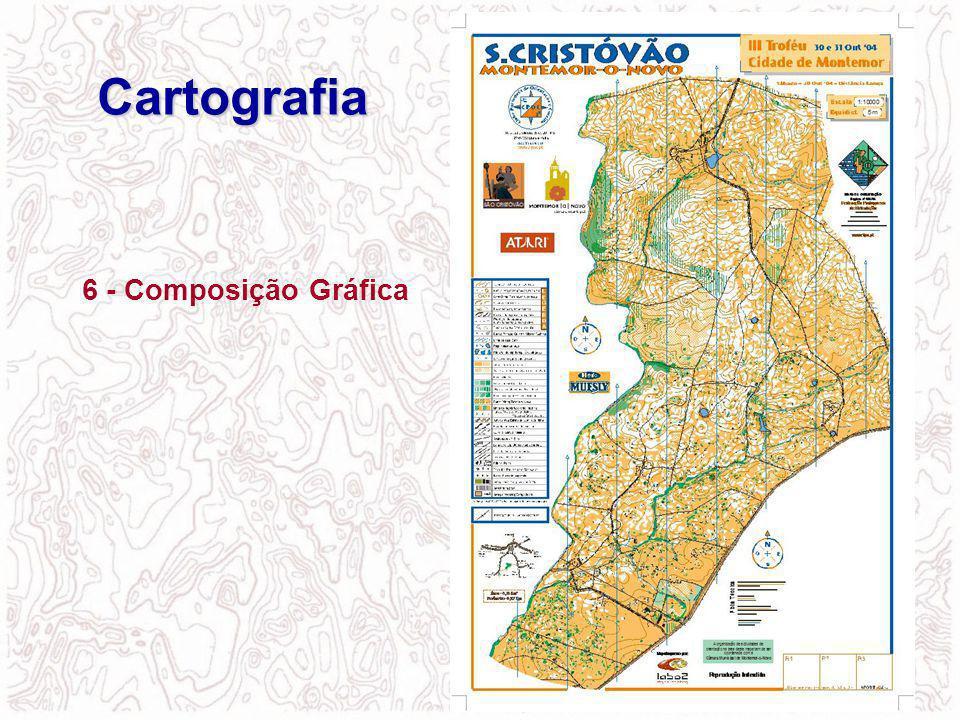 Cartografia 6 - Composição Gráfica