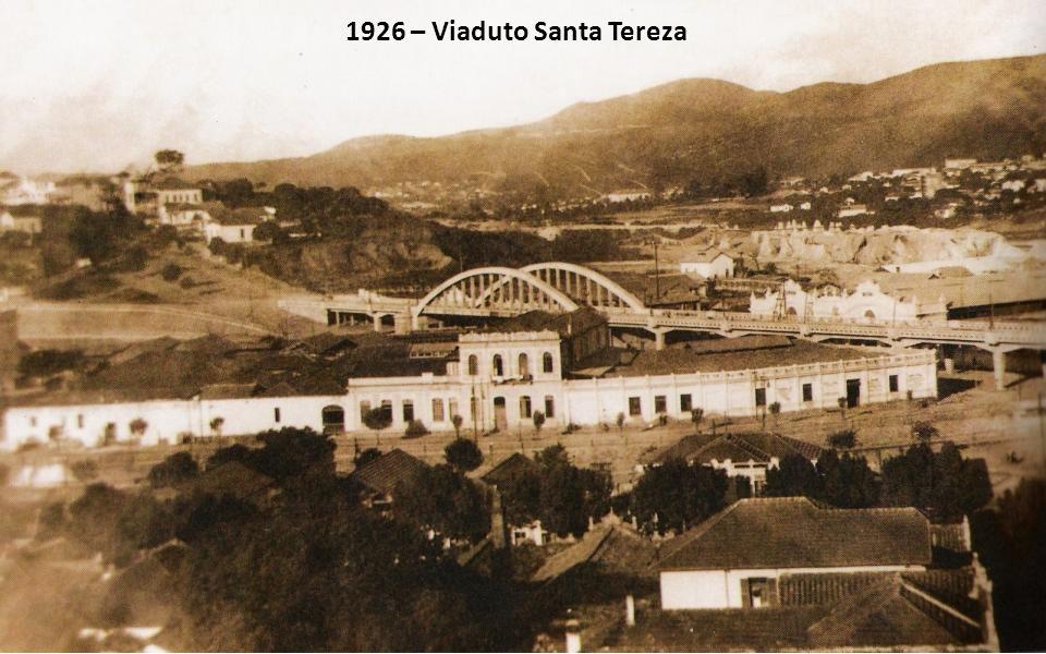 1926 – Viaduto Santa Tereza