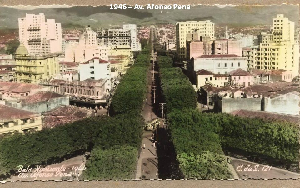 1946 – Av. Afonso Pena