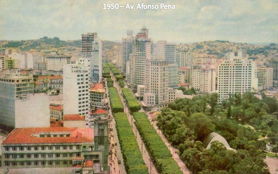 1950 – Av. Afonso Pena