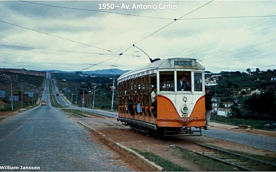 1950 – Av. Antonio Carlos