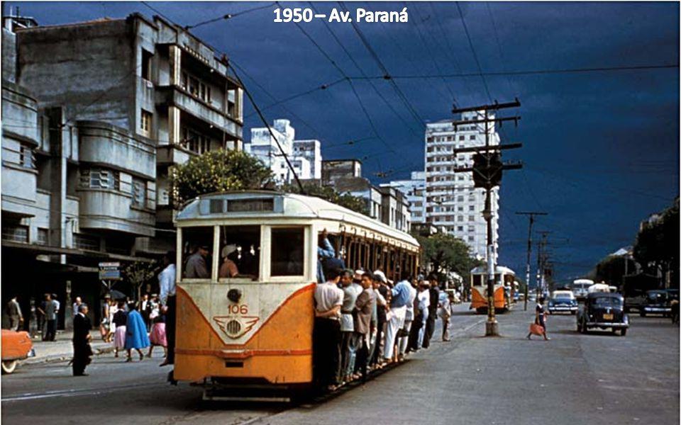 1950 – Av. Paraná