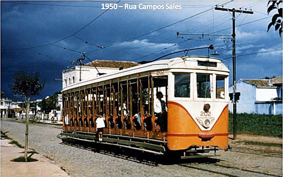 1950 – Rua Campos Sales