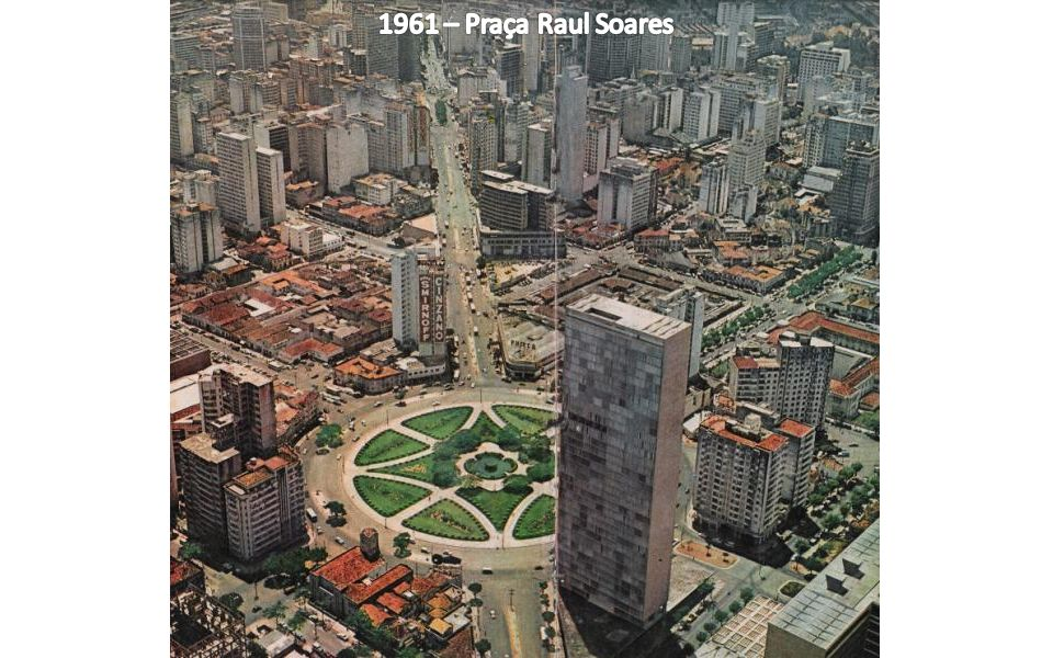 1961 – Praça Raul Soares